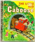 Little Red Caboose - Little Golden Book