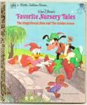 Favorite Nursery Tales - Disney Little Golden Book