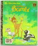 Bambi - Disney Little Golden Book