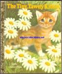 The Tiny, Tawney Kitten - Little Golden Book -