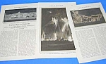 1926 Fireworks/pyrotechnics Mag Article