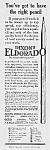 1918 Dixon Pencils Magazine Ad
