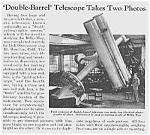 1939 Lick Observ. Calif. Telescope Article