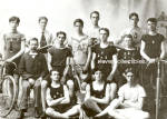 1897 Male Track/cycling Team Photo - Gay Interest