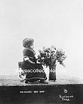 C.1915 Princess Wee Wee Midget Side Show - Photo