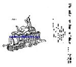 Patent Art: 1970s Mr. Chuff Chuff Toy Circus Train