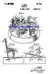 Patent Art: 1920s Marx Circus Toy