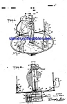 Patent Art: 1920s Marx Circus Toy - Matted