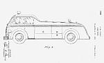 1930s Firetruck Fire Truck Patent-matted
