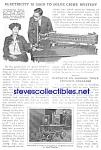1927 Police - Lie Detector Mag. Article