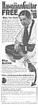 1927 Hawaiian Guitar Music Room Ad