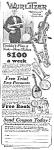 1926 Wurlitzer Violin/mandolin+ Music Room Ad