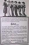 1922 Gibson Mandolin+ Music Room Ad
