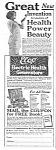 1926 Elco Electric Vibrator Quack Ad