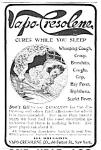 1902 Vapo-cresolene Quack Medicine Ad