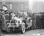 C.1908 New York To Paris Race-lelouvier Photo - 8 X 10