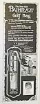 1924 Buhrke Golf Bag Magazine Ad