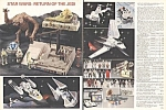 Star Wars Rtn Jedi Toy Pages - 1984 Sears Wish Book