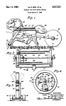 Patent Art: Pony Chime #758 Fisher Price Toy-matted