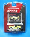 1958 Corvette Diecast Toy - Greenlight Barrett-jackson