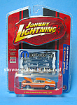 1969 Plymouth Barracuda Johnny Lightning Diecast Toy