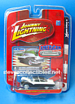 1955 Ford Crown Victoria Jl American Chrome Diecast