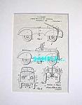 Patent Art: Classic 1930s Pedal Car/wagon