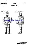 Patent Art: 1930s Military Robot