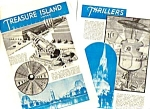 1939 Sf Expo Treasure Island Thrills Mag. Article