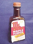 Mccormick Imitation Maple Flavor Bottle