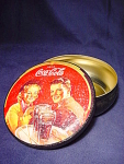 Coca Cola Advertising Tin