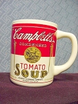 Campbell's Advertising Premium Soup Mug #2