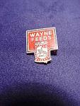 Advertising Wayne Feeds Pinback Button