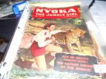 Comic Nyoka The Jungle Girl, 1951