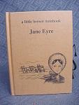 A Little Brown Notebook - Jane Eyre