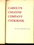 Carolyn Coggins Company Cookbook