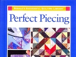 Perfect Piecing, Quilting Book From Rodale