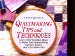 Quiltmaking Tips And Techniques From Rodale