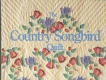 Country Songbird Quilt Book By Benner And Pellman