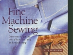 Fine Machine Sewing By Carol Laflin