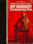 The Illustrated Man, Ray Bradbury Paperback Book