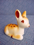 Robert Simmons Ceramic Gallery Deer Figurine