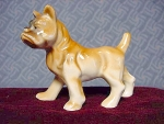 Bulldog Dog Figurine