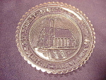 Christ Episcopal Church, Clinton Maryland Cup Plate