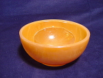 Fire King Peach Luster Cereal Bowl