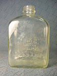 Vintage Whelan Apothecary Bottle