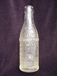 Vintage Renz Beverages Soda Bottle