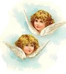 Full Color Angels Illustration
