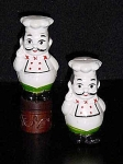 Chef And Chef Salt And Pepper Set