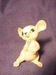 Vintage Happy Mouse Salt Or Pepper Shaker